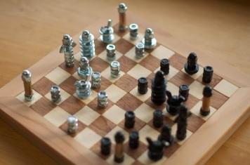 Diy Chess Set Crafterholic