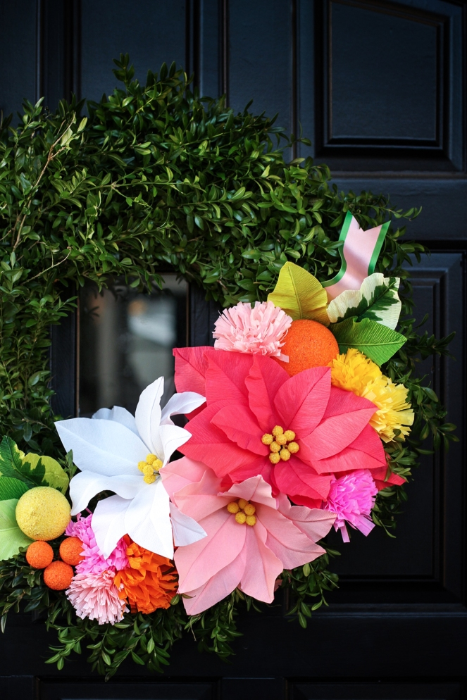 boxwood-floral-wreath-diy
