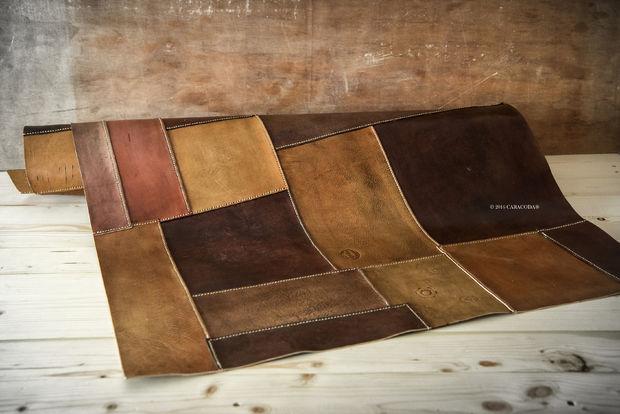 leather-scraps-diy-rug