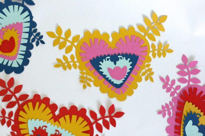 papercut folk art