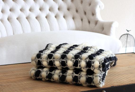 quirogaquiroga chunky blankets 4