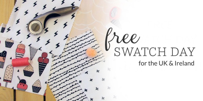 spoonflower free swatch