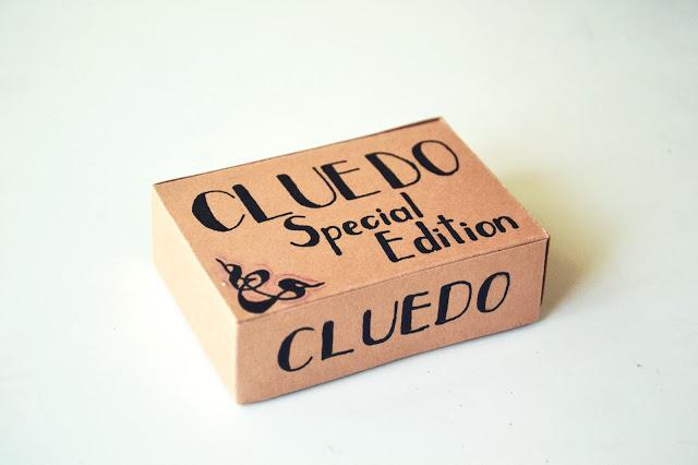 Custom cluedo