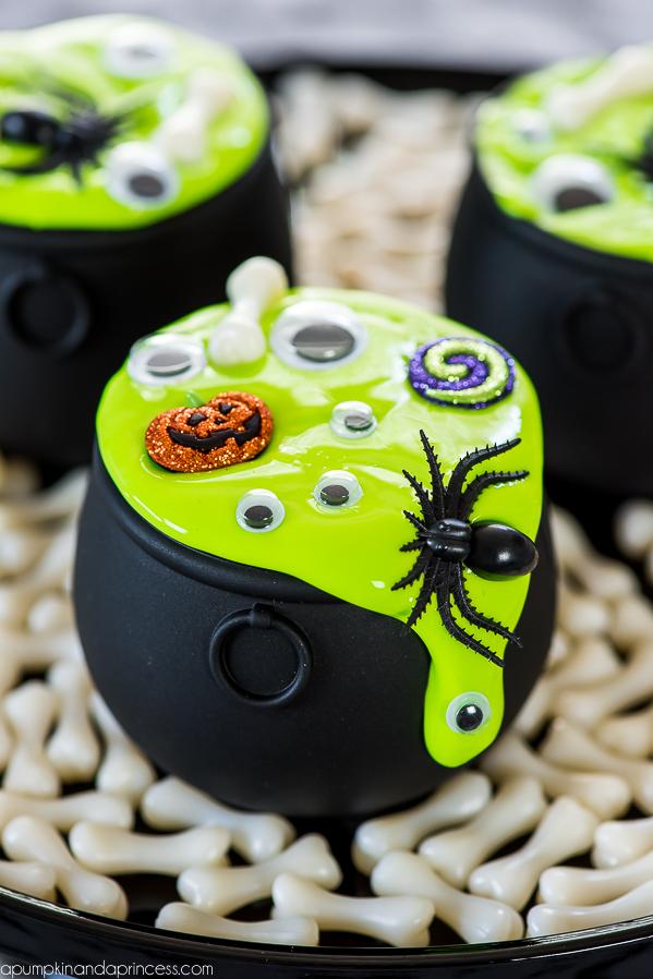 DIY-Halloween green-Slime