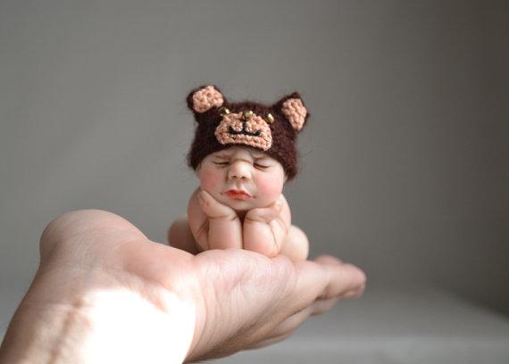Gladoart baby doll