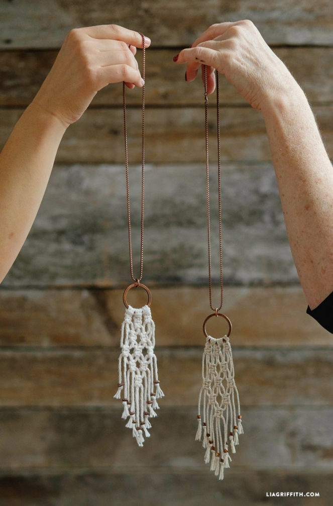 Macrame_Necklace_homemade