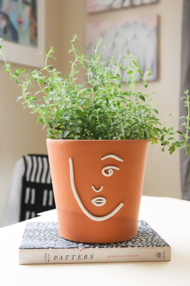 Minimalist face planter